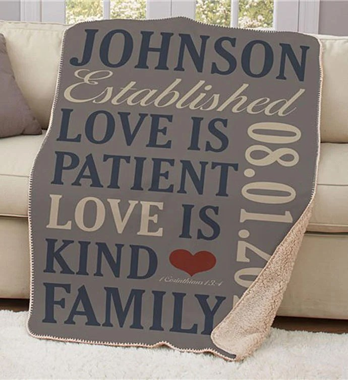 personalized love is sherpa