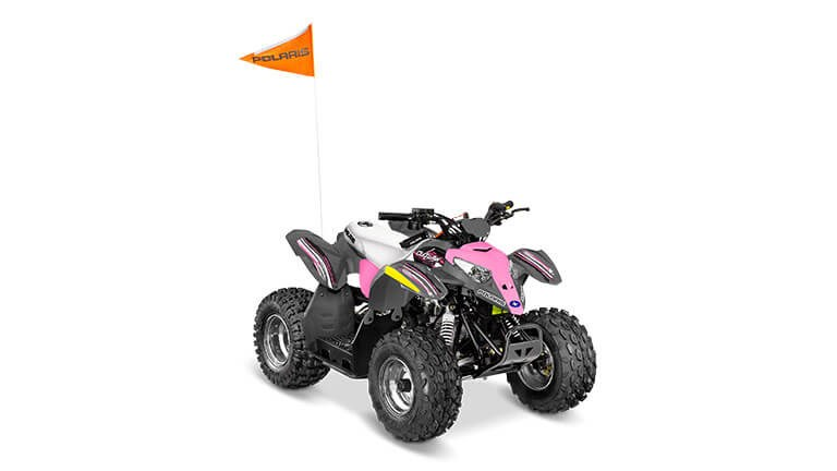 110 Engine Timing Diagram Specs 2019 Polaris Outlaw 50 Avalanche Gray Pink