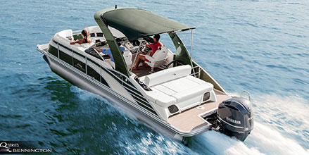 tips for pontoon boating on saltwater