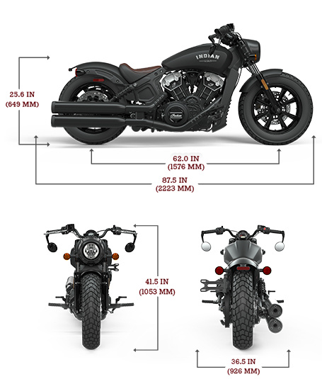 Specs 2021 Indian Scout Bobber Motorcycle
