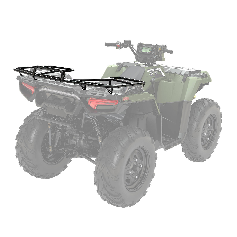 medium resolution of ultimate series steel rack rear