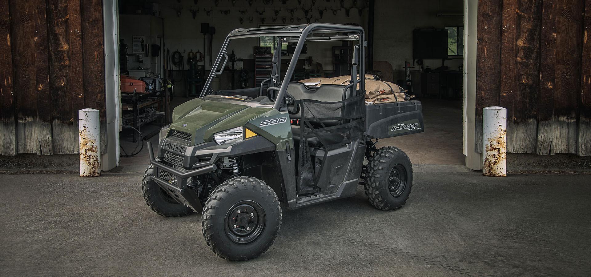 hight resolution of ranger 500