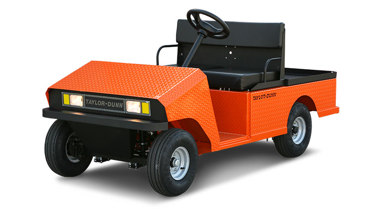 Taylor Dunn Electric Flatbed Cart  The Best Cart In Word