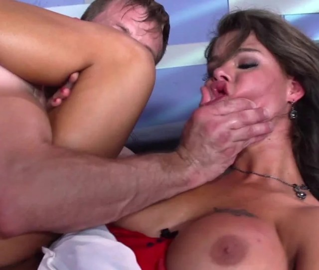 Peta Jensen Has Rough Sex With Hot Hair Pulling
