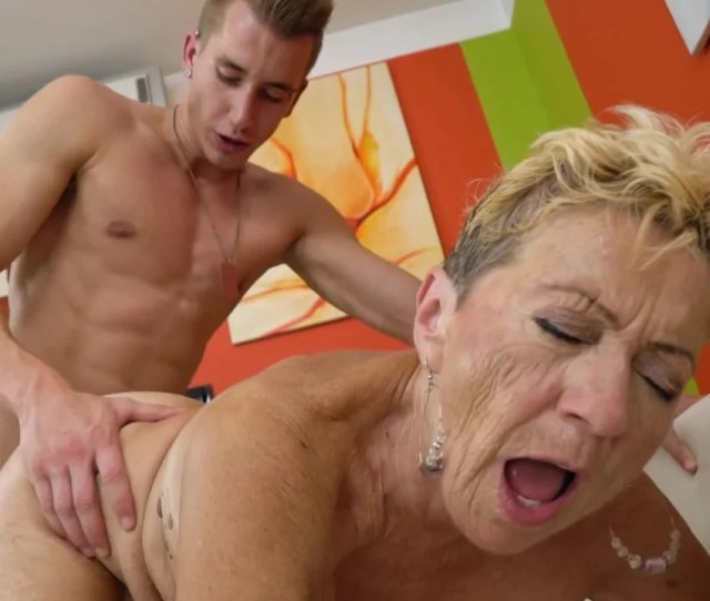 Fat Old Woman Gets Cum All Over Her Nasty Old Body On The Bed Pornid Xxx