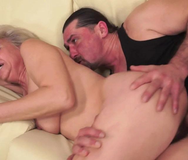 A Fat Granny Is Receiving A Young Cock In Her Hairy Old Pussy Pornid Xxx