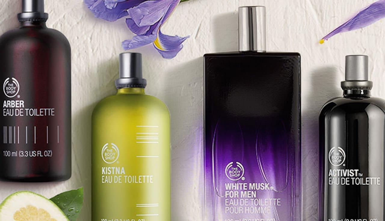 10 Review Parfum Body Shop Pria Best Seller  Terlaris di