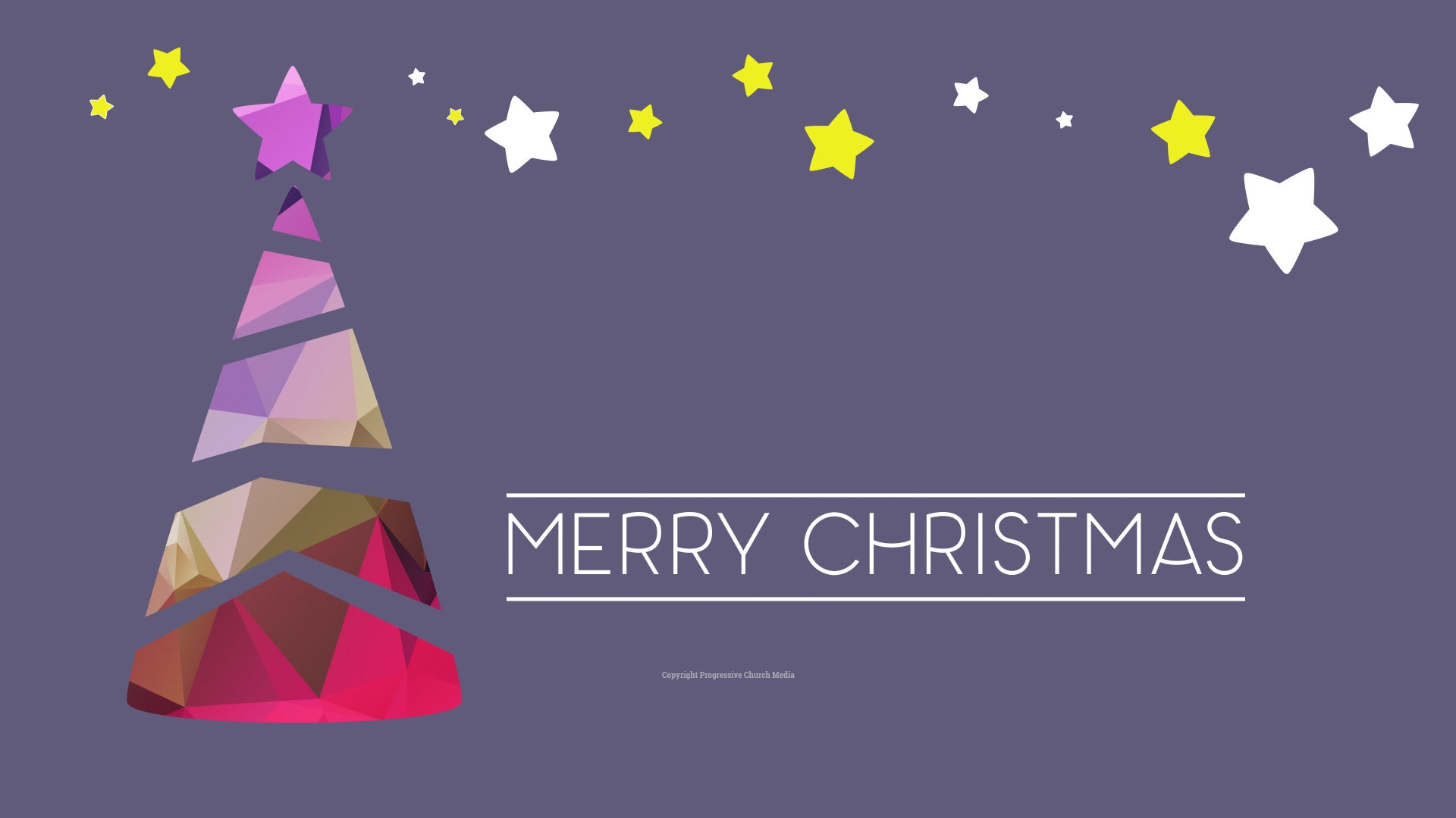 Christmas Graphics Background.Christmas Tree Background Video