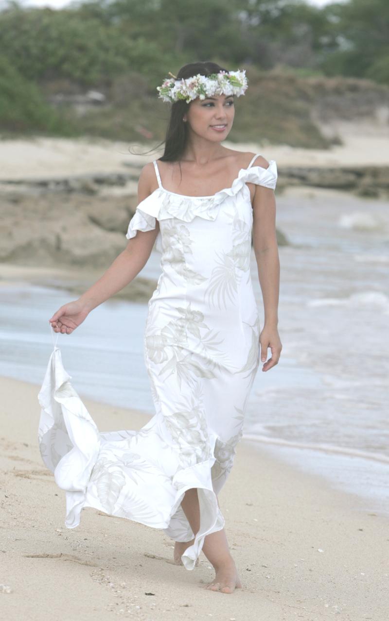 hawaiian wedding dress hawaiian wedding dresses beach wedding dress beach wedding dressesvendors