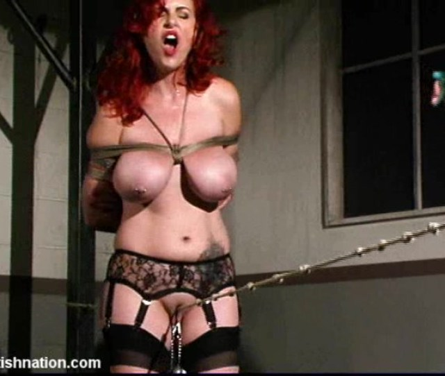 Milf Decide To Play Together But One Of Them Ends Up Being All Tied Up Naked