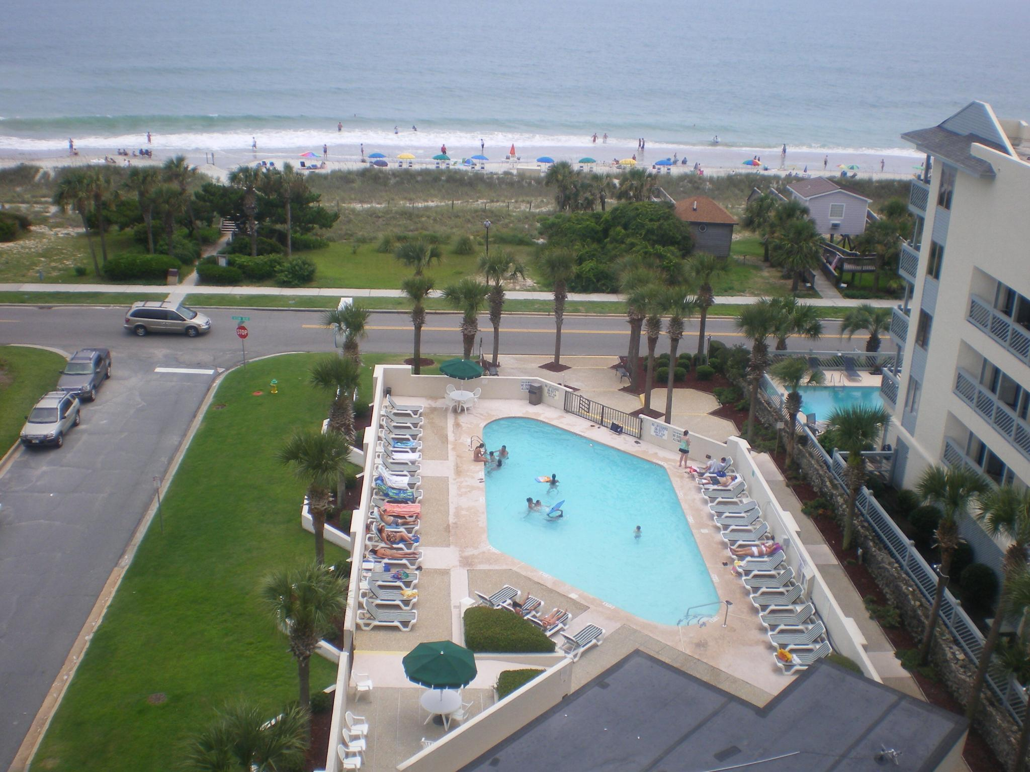 Ocean Forest Plaza Myrtle Beach South Carolina Timeshare