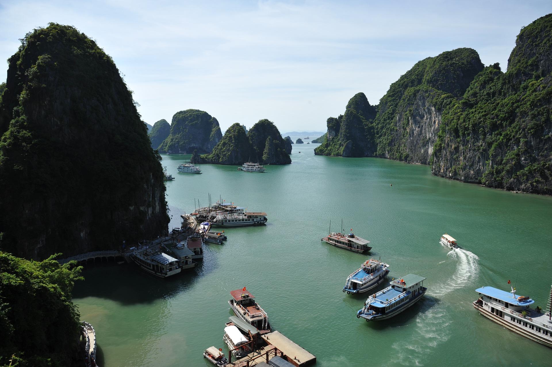 Bijzondere overnachtingen in Ha Long Bay Vietnam  REiSREPORT