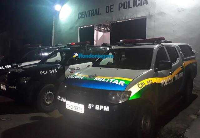 Acusados de estupro são presos após atacarem crianças de um e 10 anos em Porto Velho
