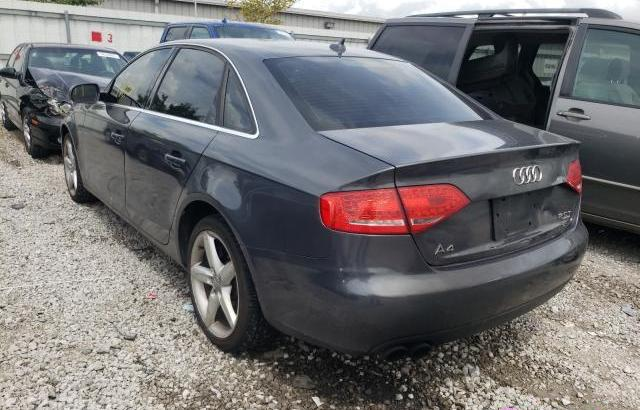 2010 AUDI A4 FOR SALE CONTACT 09060118688
