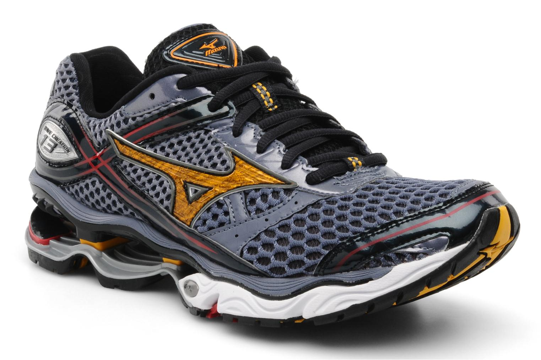 Mizuno Wave Creation 13 Sport Shoes In Grey
