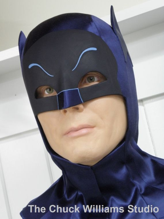 You Can Buy A Replica Of Adam West S Batman Mask For Just 1 500 The Verge