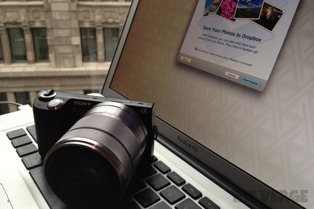 Dropbox Photo Sync