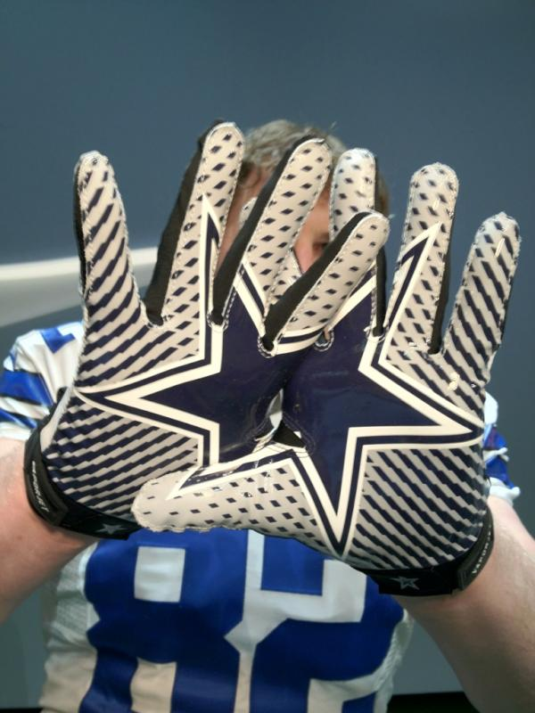 Dallas Cowboys new gloves by Nike - The Boys Are Back blog