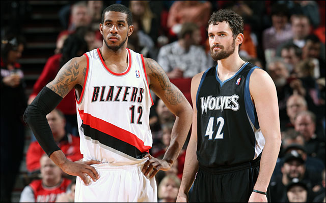Whats Kevin love real height? - Message Board Basketball ...