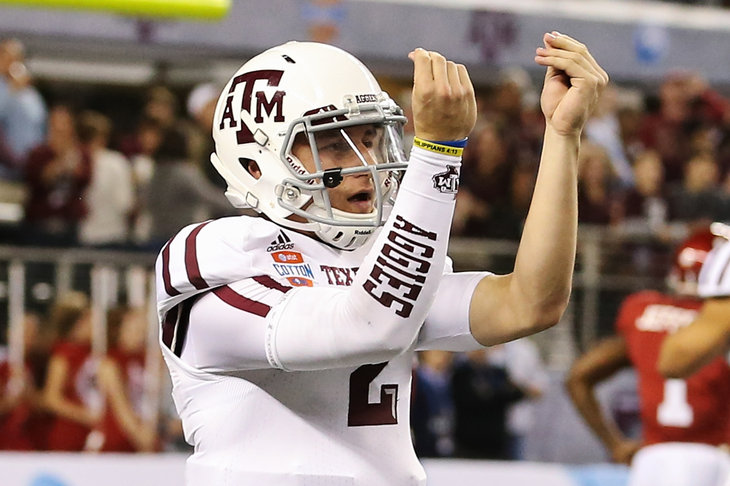 Image result for Money Manziel sign