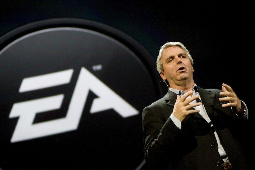 EA's John Riccitiello