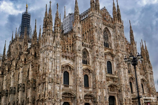 Gothic Milan Cathedral