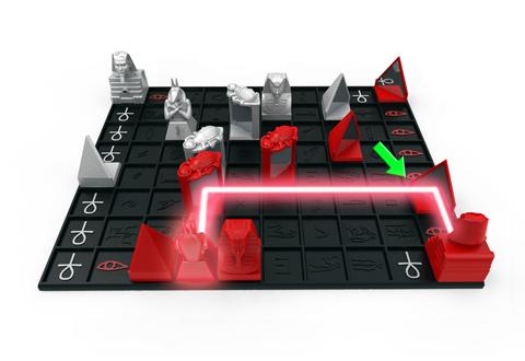 Laser Board Game Sharper Image