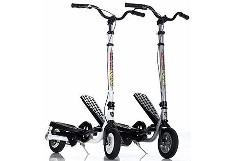 Stepper Scooter Bike @ Sharper Image