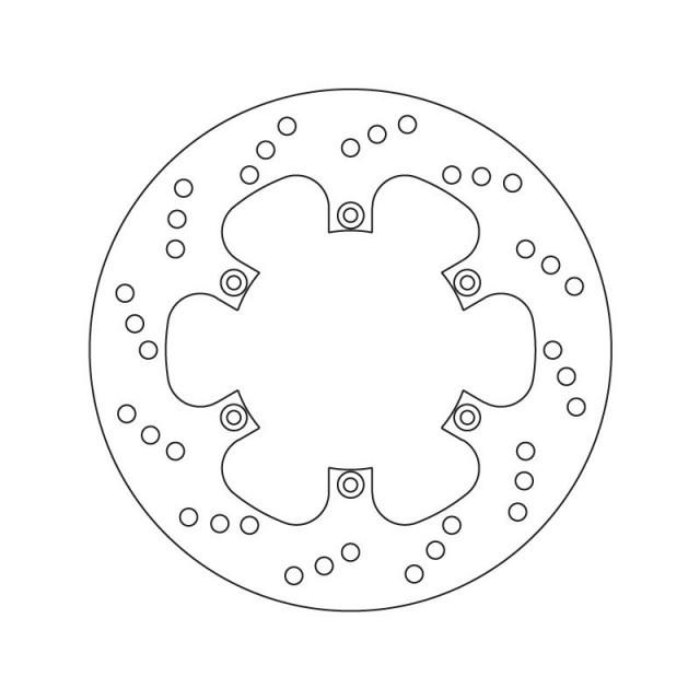 Disc frana spate Brembo 68B40781