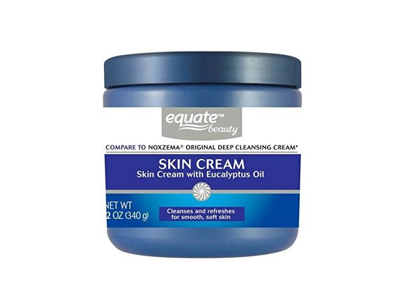 Equate Deep Cleansing Skin Cream 12oz Ingredients and Reviews
