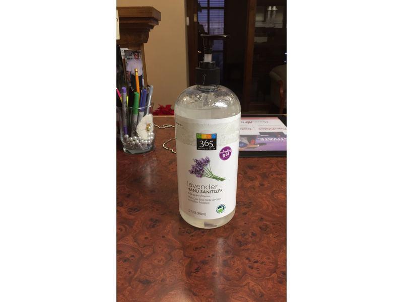 365 Everyday Value Lavender Hand Sanitizer 32 OZ ...