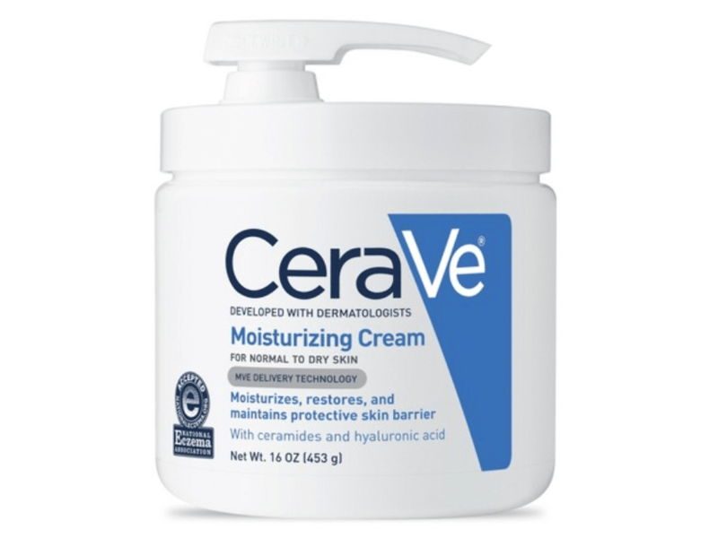 CeraVe Moisturizing Cream 16 oz Ingredients and Reviews