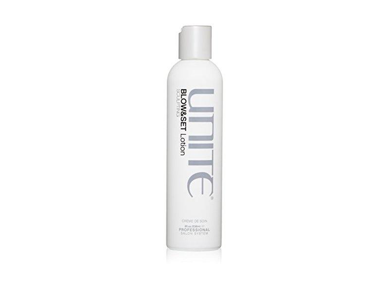 unite hair blow & set lotion 8