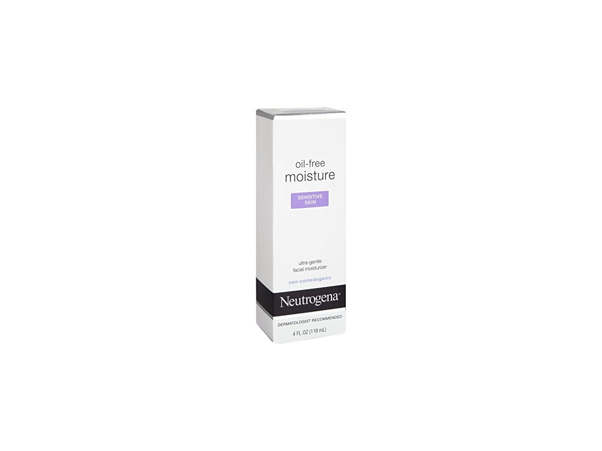 Neutrogena Sensitive Skin Oil Free Ultra Gentle Facial