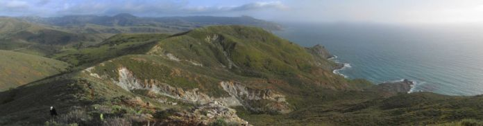 Ridgeline Trail Panorama
