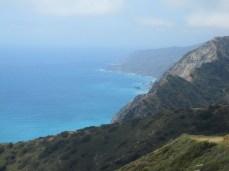Spectacular coastline