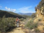 Trail to Sitton Peak