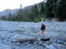 Crossing Mill Creek
