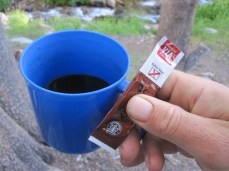 The Best Damn Coffee for Backpacking