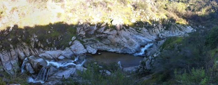 San Juan Falls