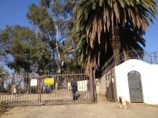 Entrance to Runyon Canyon
