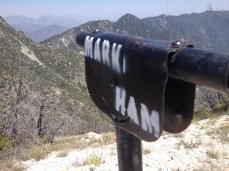 View Mt Markham