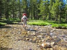 Joan walking on water