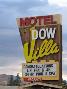 The Dow Villa Motel