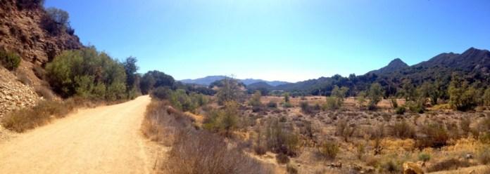 Crags Road Panorama