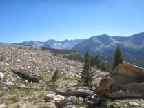 Rocky Bighorn Plateau
