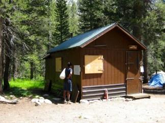 Le Conte Ranger Station