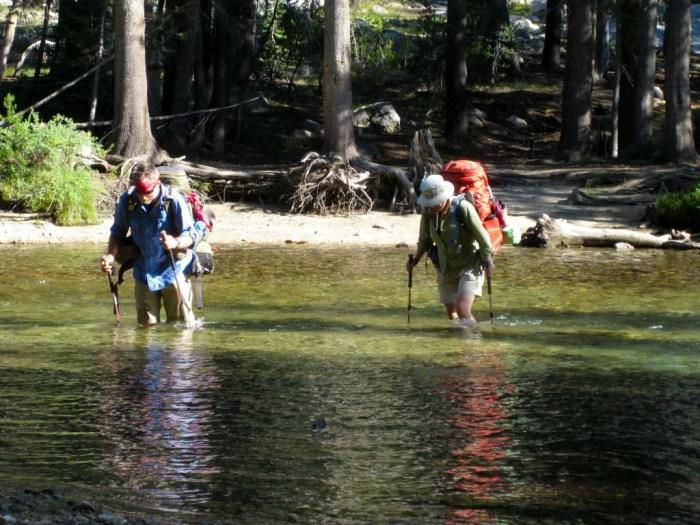 Crossing Evolution Creek