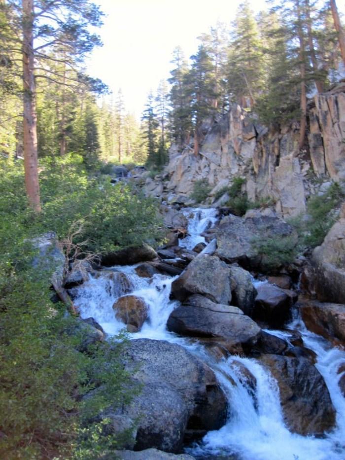 Fish Creek Cascades