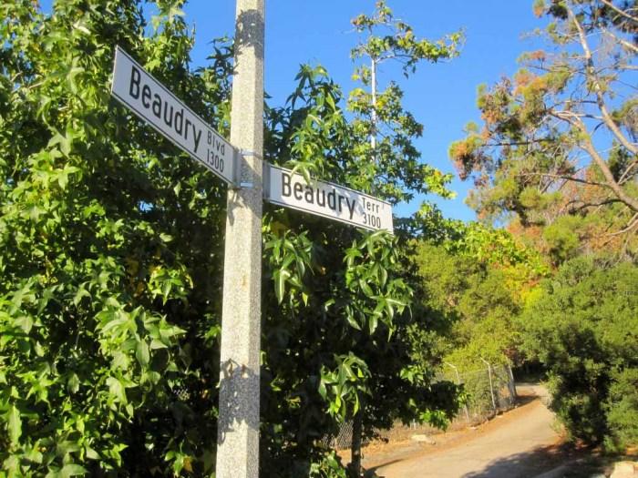 Beaudry Loop Trailhead